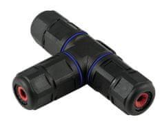 HEITRONIC HEITRONIC T-kabelová spojka 3 pólová IP68 45609