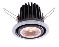 Light Impressions Light Impressions Deko-Light stropní vestavné svítidlo COB 68 Mood IP65 220-240V AC/50-60Hz 9,00 W 2000-2800 K 500 lm černá 565192