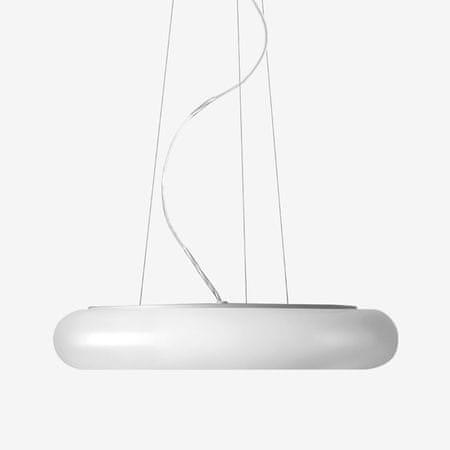 LUCIS LUCIS závěsné svítidlo FORUM 34,8W LED 4000K sklo šedá opál ZL3.K12.O50 DALI