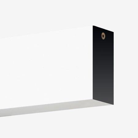 LUCIS LUCIS stropní a nástěnné svítidlo IZAR III 32W LED 3000K akrylátové sklo bílá I3.L11.1200.92