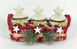 Vánoční talíře a nádobí