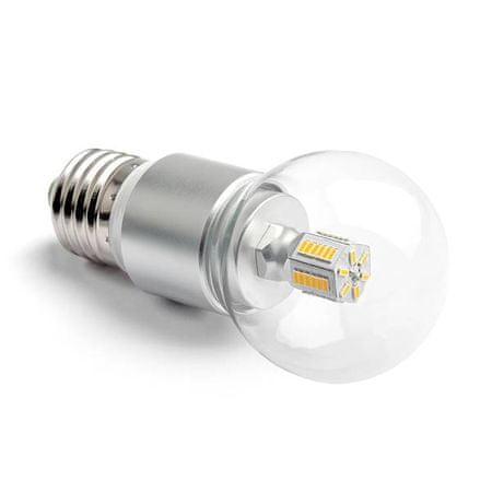Softled.at LED žárovka E27 6,9W CL A50 2700K DIM
