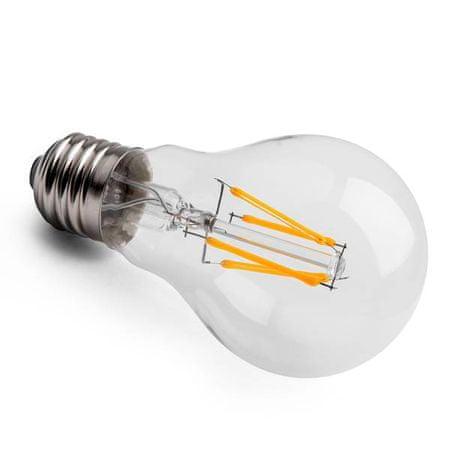 Softled.at LED žárovka E27 4W CL A60 2700K DIM