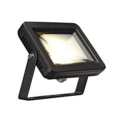 BIG WHITE BIG WHITE SPOODI 15, venkovní reflektor, LED, 3000K, IP55, hranatý, černý, max. 8,3 W 232800