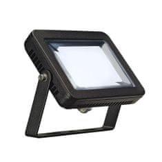 BIG WHITE BIG WHITE SPOODI 15, venkovní reflektor, LED, 4000K, IP55, hranatý, černý, 8,3 W 232810