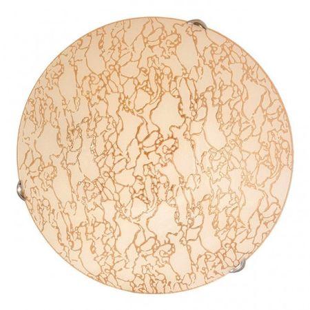 VESTA LIGHT VESTA Nástěnné svítidlo 25190 zlatá, 3 x E27, max 60W, pr=40 cm 25190 gold