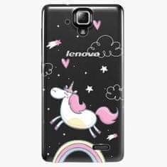 iSaprio Plastový kryt - Unicorn 01 - Lenovo A536