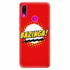 iSaprio Silikonové pouzdro - Bazinga 01 - Xiaomi Redmi Note 7