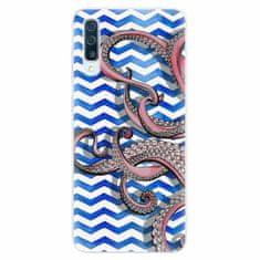 iSaprio Silikonové pouzdro - Octopus - Samsung Galaxy A50