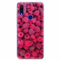 iSaprio Silikonové pouzdro - Raspberry - Xiaomi Redmi 7