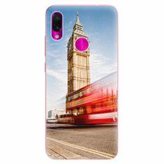 iSaprio Silikonové pouzdro - London 01 - Xiaomi Redmi Note 7