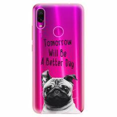 iSaprio Silikonové pouzdro - Better Day 01 - Xiaomi Redmi Note 7