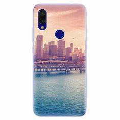 iSaprio Silikonové pouzdro - Morning in a City - Xiaomi Redmi 7