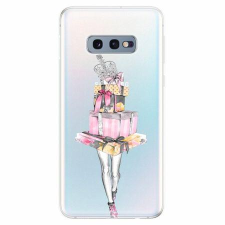 iSaprio Silikonové pouzdro - Queen of Shopping - Samsung Galaxy S10e