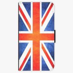 iSaprio Flipové pouzdro - UK Flag - iPhone 5/5S/SE