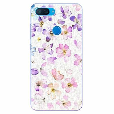 iSaprio Silikonové pouzdro - Wildflowers - Xiaomi Mi 8 Lite