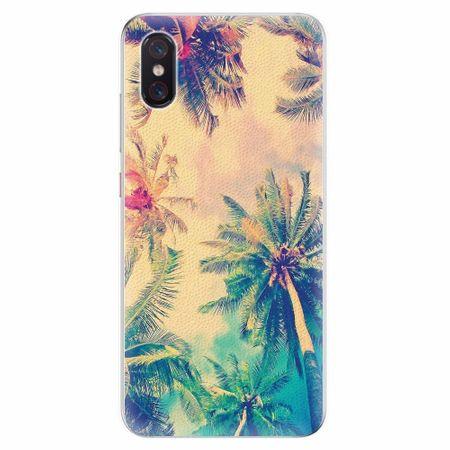 iSaprio Silikonové pouzdro - Palm Beach - Xiaomi Mi 8 Pro