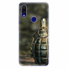 iSaprio Silikonové pouzdro - Grenade - Xiaomi Redmi 7