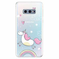 iSaprio Silikonové pouzdro - Unicorn 01 - Samsung Galaxy S10e