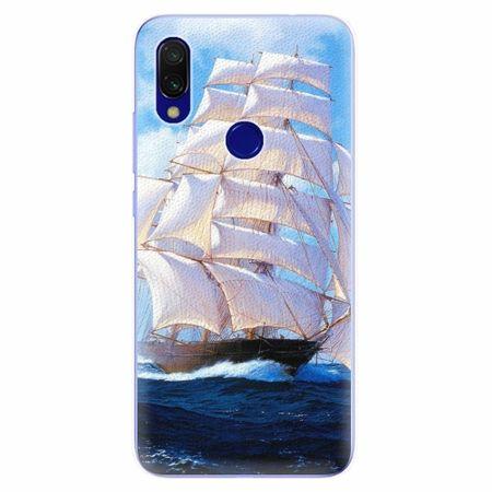 iSaprio Silikonové pouzdro - Sailing Boat - Xiaomi Redmi 7