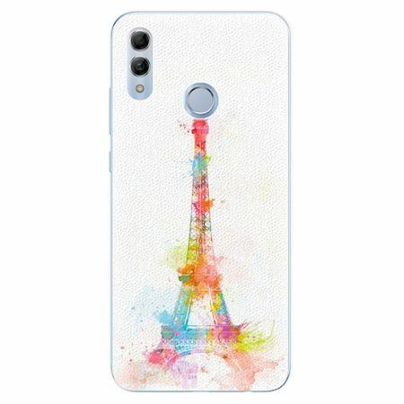 iSaprio Silikonové pouzdro - Eiffel Tower - Huawei Honor 10 Lite