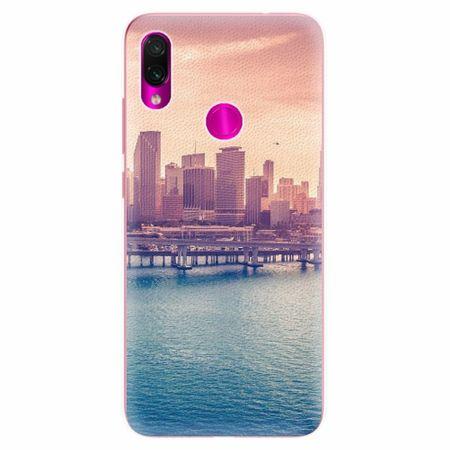 iSaprio Silikonové pouzdro - Morning in a City - Xiaomi Redmi Note 7