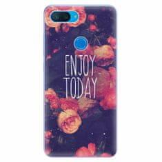 iSaprio Silikonové pouzdro - Enjoy Today - Xiaomi Mi 8 Lite