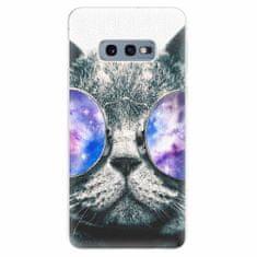 iSaprio Silikonové pouzdro - Galaxy Cat - Samsung Galaxy S10e