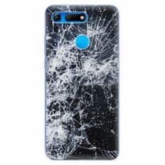 iSaprio Silikonové pouzdro - Cracked - Huawei Honor View 20