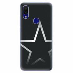 iSaprio Silikonové pouzdro - Star - Xiaomi Redmi 7