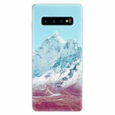 iSaprio Silikonové pouzdro - Highest Mountains 01 - Samsung Galaxy S10