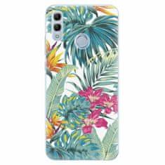 iSaprio Silikonové pouzdro - Tropical White 03 - Huawei Honor 10 Lite