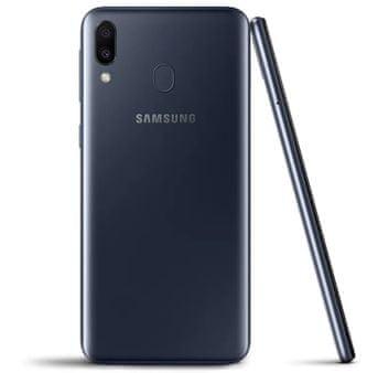 Samsung Galaxy M20, ergonomický, štíhlý, pohodlné držení, pohodlné ovládání