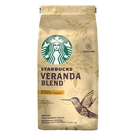 Starbucks Blond Veranda Blend mleta kava, 200 g