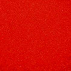 Betap Kusový červený koberec Eton 2019-15 čtverec