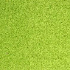 Betap Kusový koberec Eton 2019-41 zelený čtverec