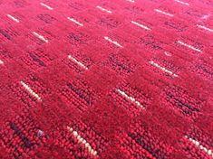 Vopi AKCE: 300x600 cm Metrážový koberec Valencia červená (Rozměr metrážního koberce Rozměr na míru bez obšití)