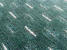 Vopi Kusový koberec Valencia zelená