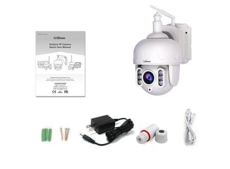 SRICAM MT SH028 bežična IP kamera