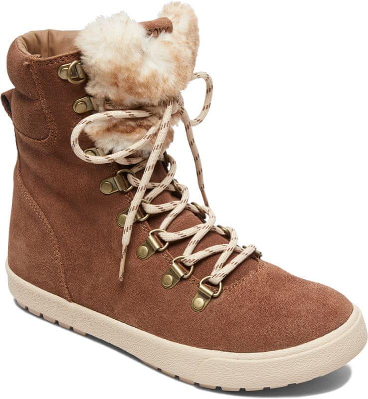 Roxy Buty Zimowe Damskie Anderson Ii J Boot Brn 37 Mall Pl