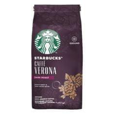 Starbucks Mletá káva Dark Cafe Verona 200 g