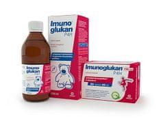 Pleuran Imunoglukan P4H 250 ml + Imunoglukan P4H 10 kapslí