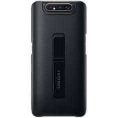 Samsung maska s postoljem Galaxy A80 2019, crna