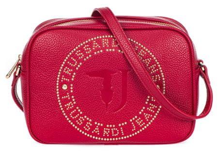 Trussardi Jeans 75B00835-9Y099999 ženska crossbody torbica, rdeča