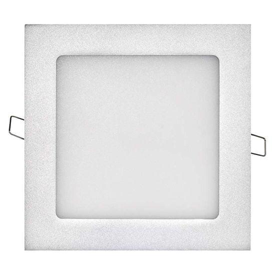 Emos EMOS LED panel 170×170, vestavný stříbrný, 12W neutrální bílá 1540221270