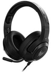Acer zestaw słuchawkowy Predator Galea 350 (NP.HDS11.00C)