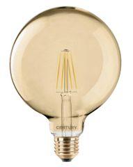 Century CENTURY LED FILAMENT GLOBE 125mm EPOCA 10W E27 2200K 806Lm 360d 125x174mm IP20