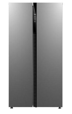 VOX electronics SBS 689 IX ameriški hladilnik