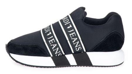 Trussardi Jeans női sportcipő 79A00421 9Y099999 36 fekete
