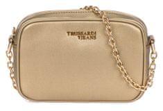 Trussardi Jeans bronzová crossbody kabelka 75B00782-9Y099999